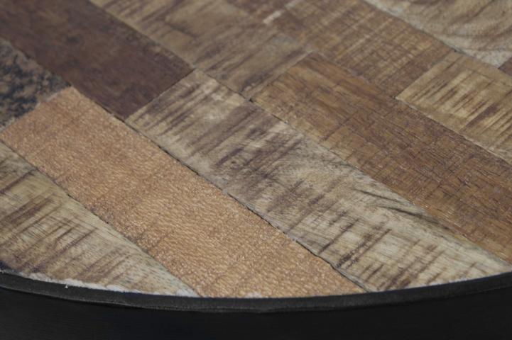 Coffee Table Montreal Mango Wood Iron
