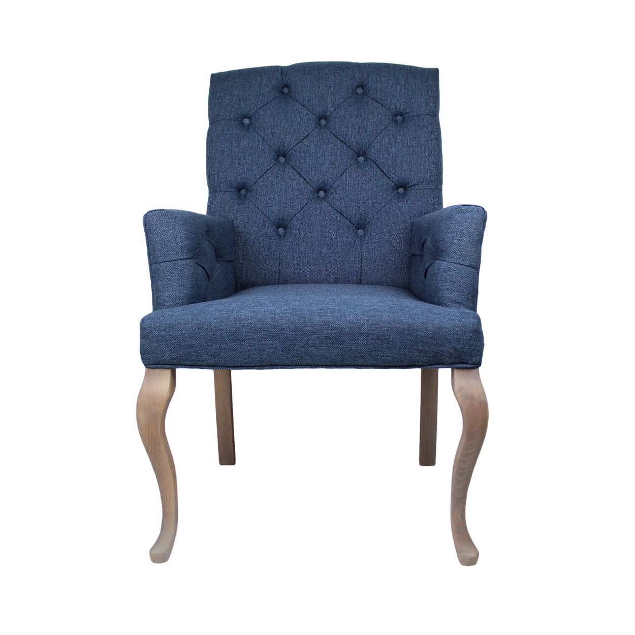 Dining Chair Brighton   Dark Blue