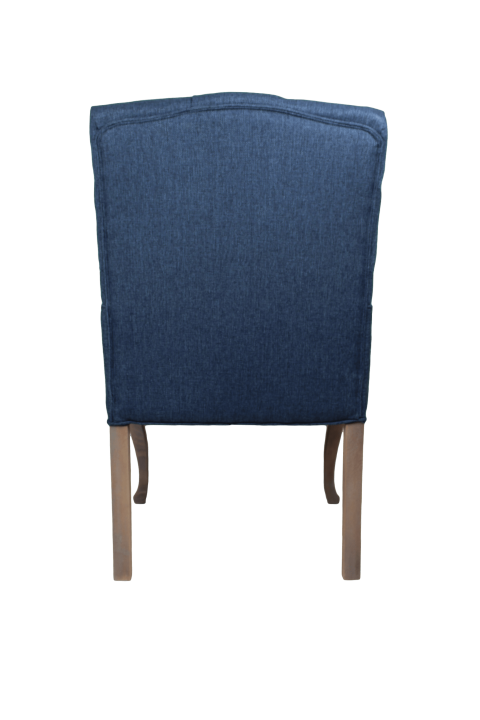 ... Dining Chair Brighton   Dark Blue