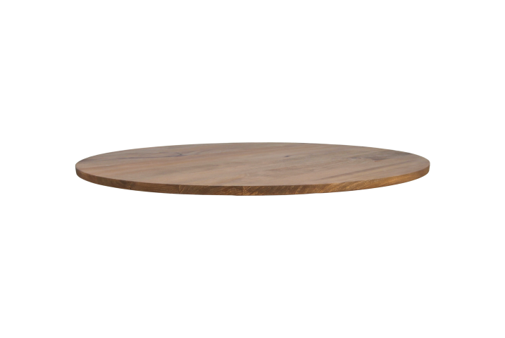 Oval table top Oakland - 220x100 cm - solid mango wood