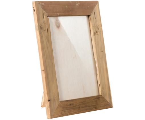 Photo frame pigura natural teak decoration hides henk