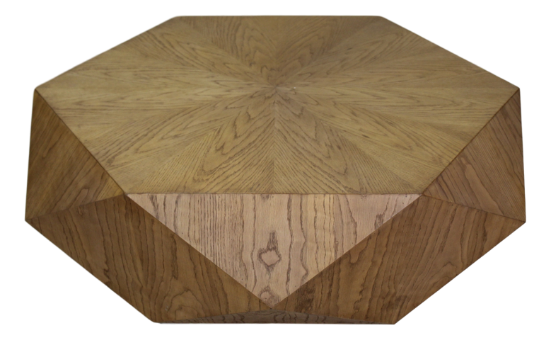Coffee table diamond natural oak coffee side tables henk