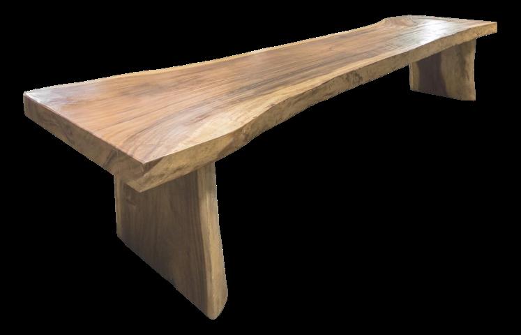 Eettafel Block - 230x100 cm - munggur