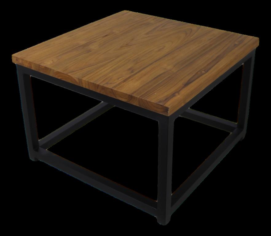Dark Teak Coffee Table: Coffeetables