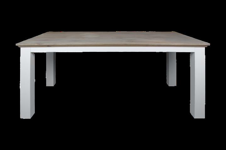 Tafel Grijs Eiken : Eettafel provence cm grijs eiken wit tafels