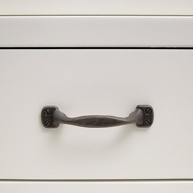 Buffetkast - 280 cm - wit