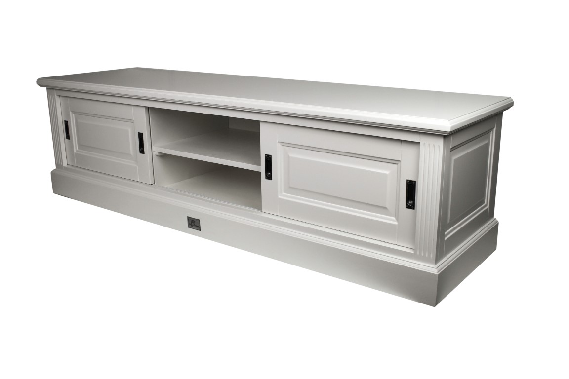 TV dressoir Provence - wit