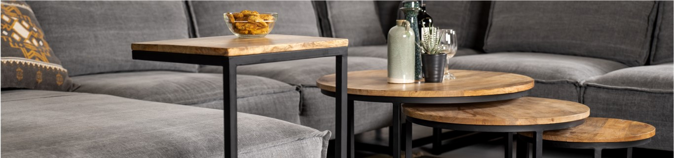 Side Table Nieuw.Coffee Tables And Side Tables Hsm Collection