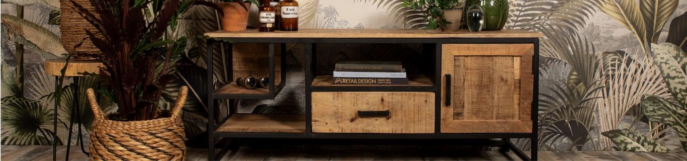 Basic Tv Meubel.Sideboards Tv Stands Hsm Collection