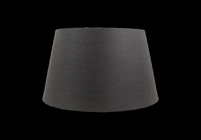 lampenschirm gro grau beleuchtung henk schram meubelen. Black Bedroom Furniture Sets. Home Design Ideas