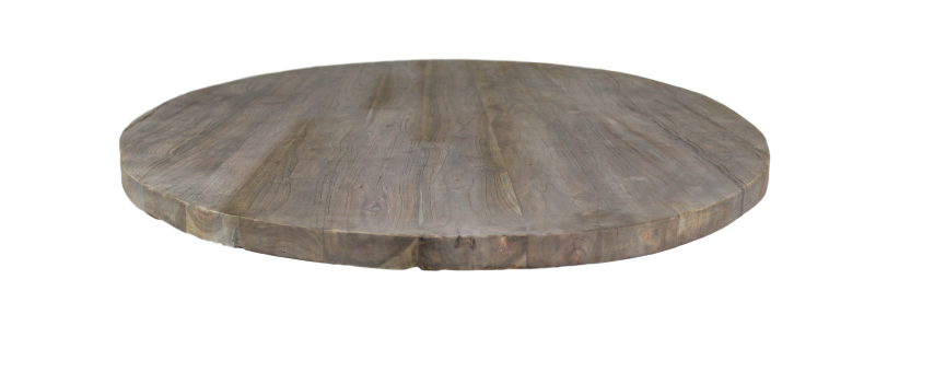 ... Table Top Oval   180x100 Cm   Grey Wash   Teak ...
