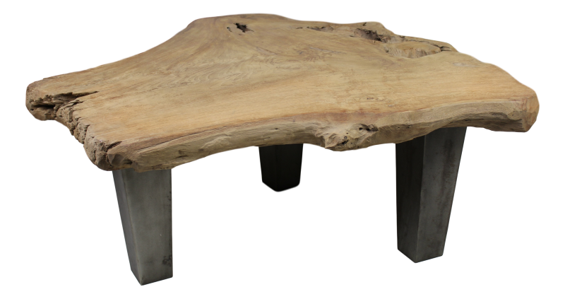 Coffee table abstract natural reclaimed teak coffeetables