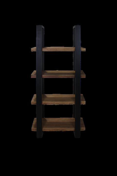 b cherregal recycelt holz eisen schranken henk. Black Bedroom Furniture Sets. Home Design Ideas