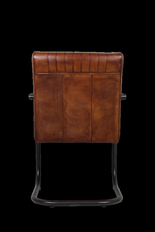 ... Arm Chair Nevada   Buffalo Cognac   Metal/buffalo Leather ...