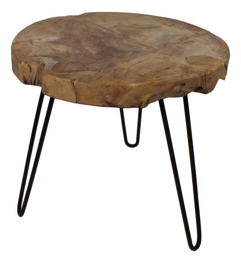 hairpin legs - black - iron -set of 3 - table legs - henk schram