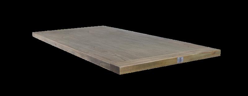 Tafelblad Monaco - 240x100 cm - oud grijs