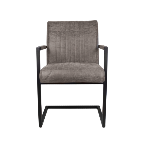 armlehnstuhl texas liver metall yachtleder st hlen sofas henk schram meubelen. Black Bedroom Furniture Sets. Home Design Ideas