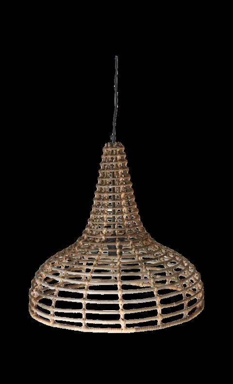Hanglamp - ø50 cm - rotan
